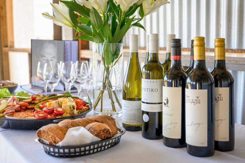 Clare Valley Wine and Food