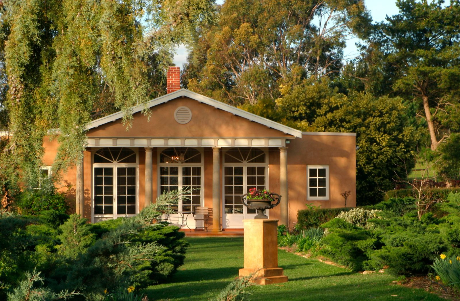 Bed and Breakfast Garden Pavillion