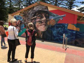 Street art - Bronte Naylor