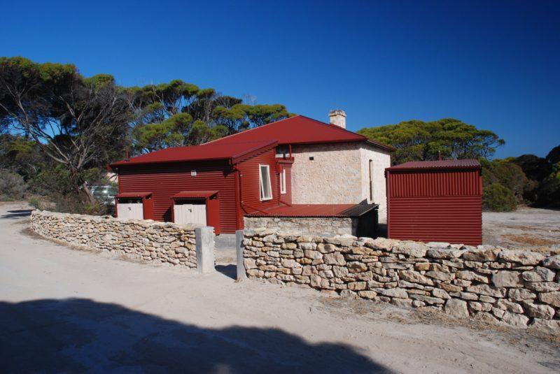 Gatehouse lodge - Innes National Park