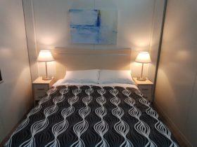 Eco-Villa main bedroom