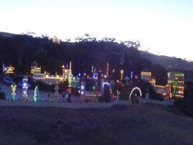 George Turners Castle Lights