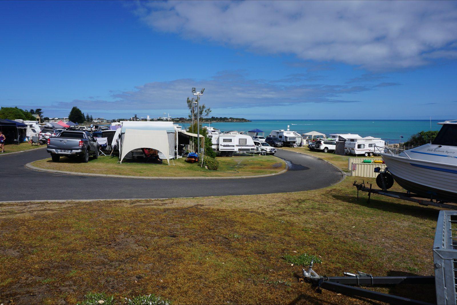 Robe Sea Vu Caravan Park