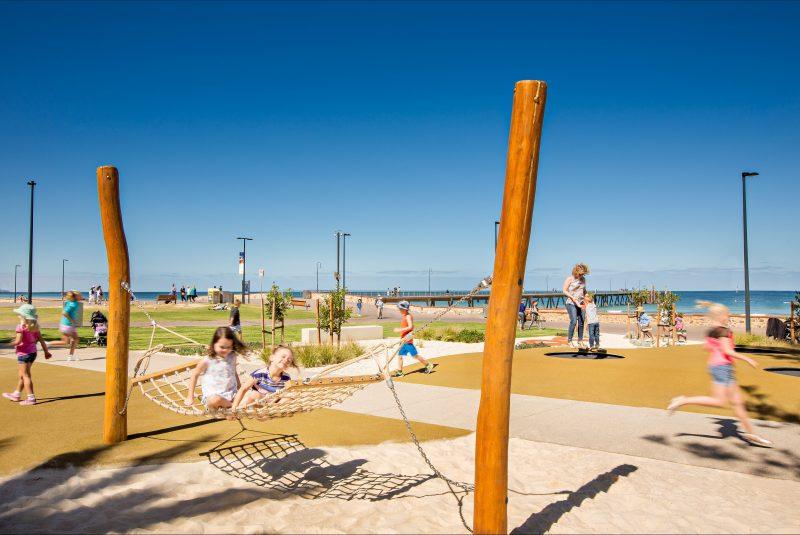 Glenelg Beach Playspace