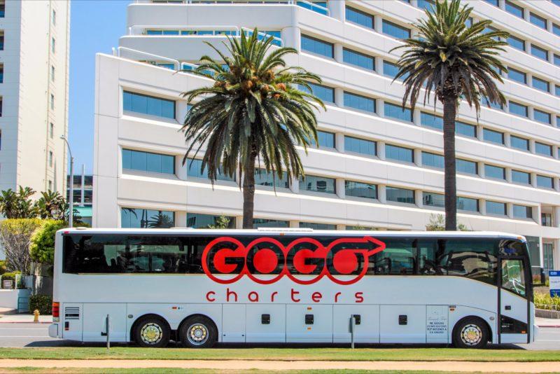 GOGO Bus Hire Adelaide