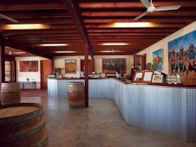 Cellar Door - Gomeral Wines