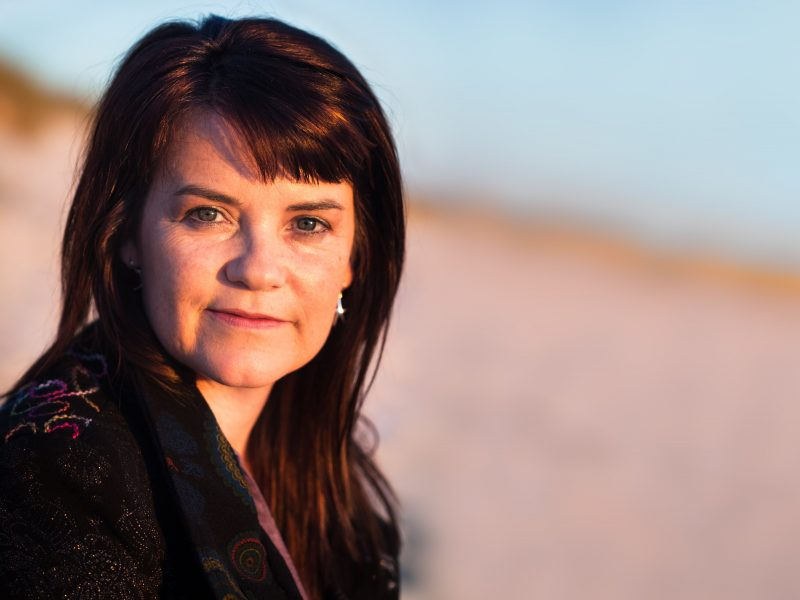 Irish poet Jennifer Liston gives voice to a 16th-century Irish pirate queen