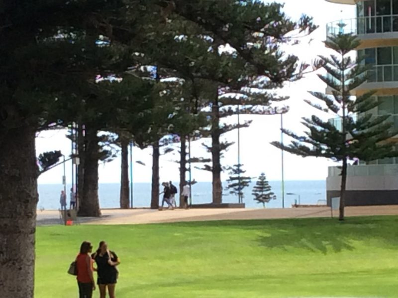 Opposite Colley Reserve and Glenelg Beach