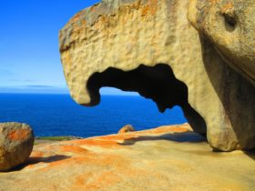 Remarkable Rocks, Kangaroo Island National Park
