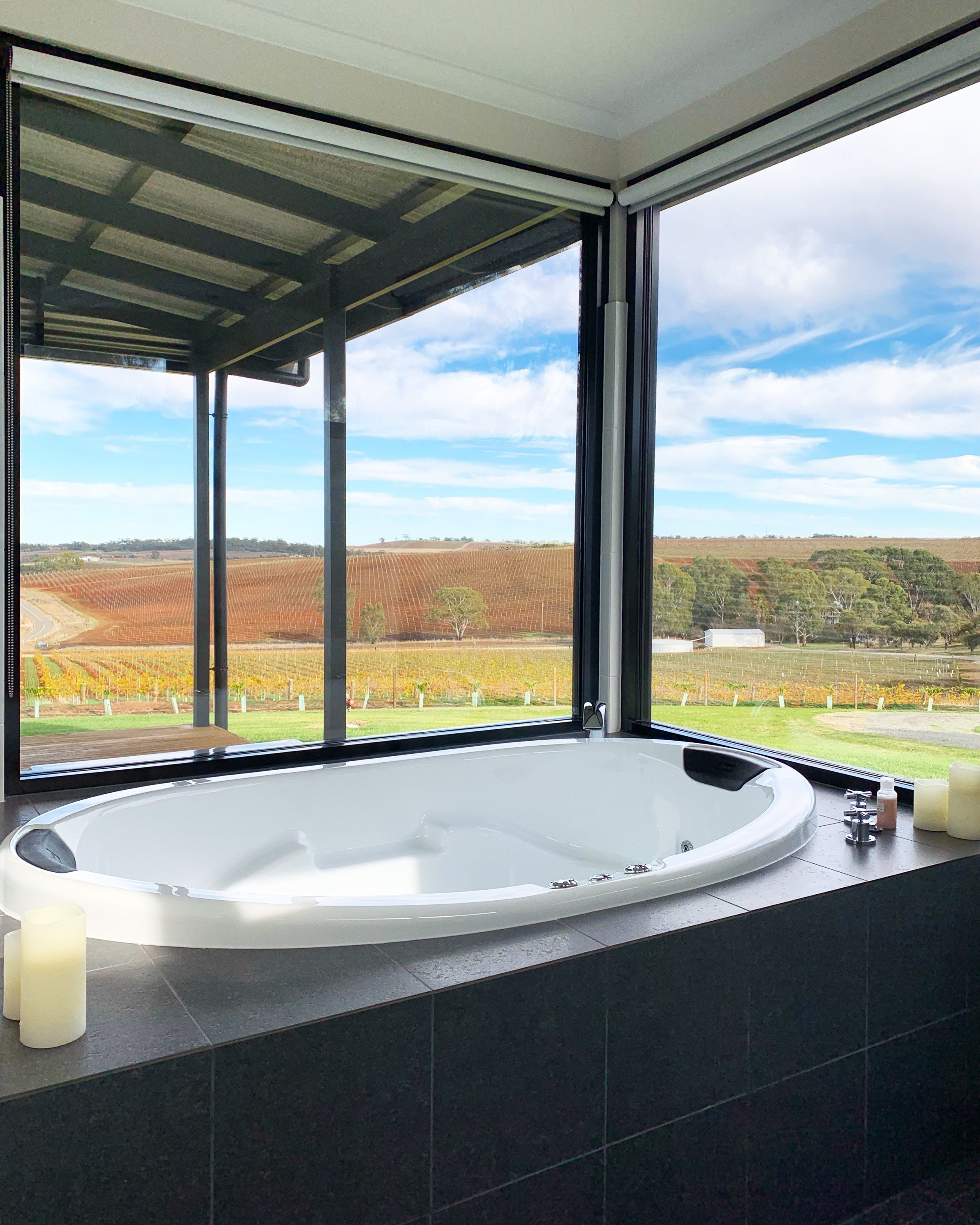 Master Suite Spa View