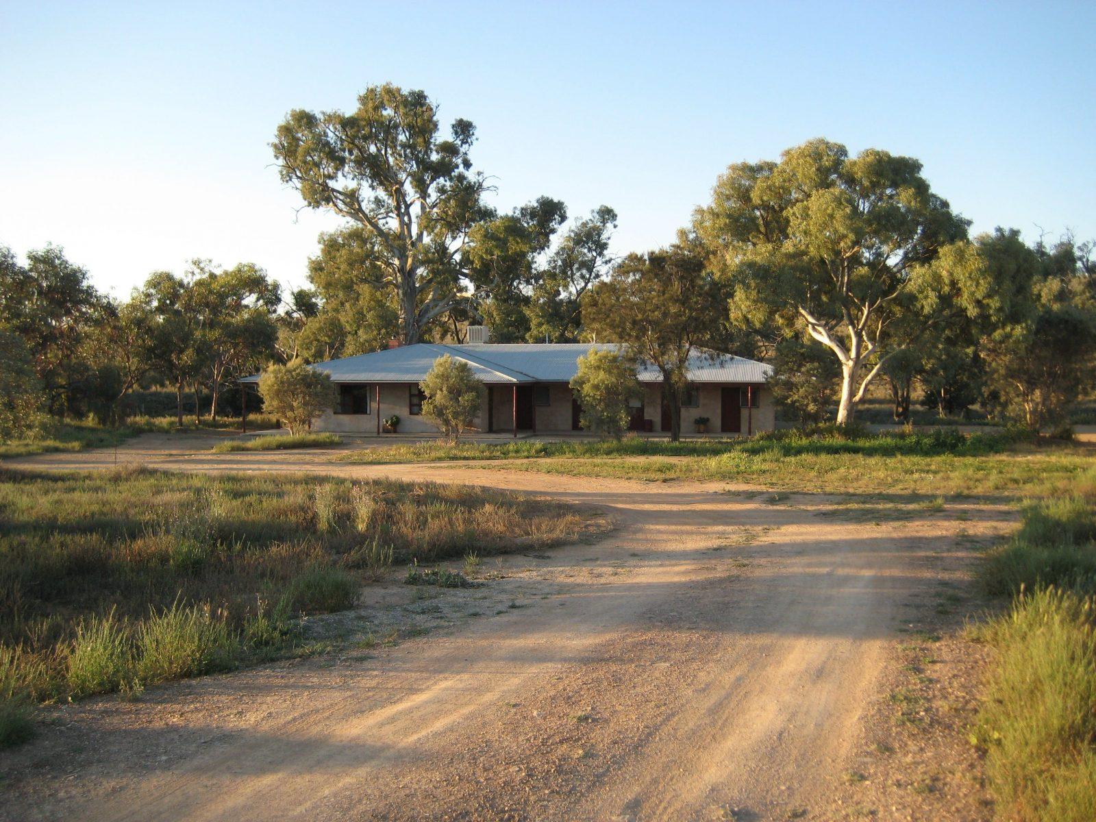 Shearer's Quarters, Gum Creek Station Blinman