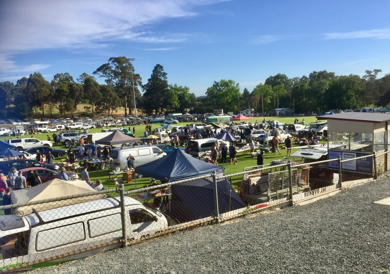 Lions Swap Meet, Hahndorf Oval 2018