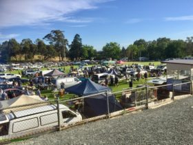 Lions Swap Meet, Hahndorf Oval 2018
