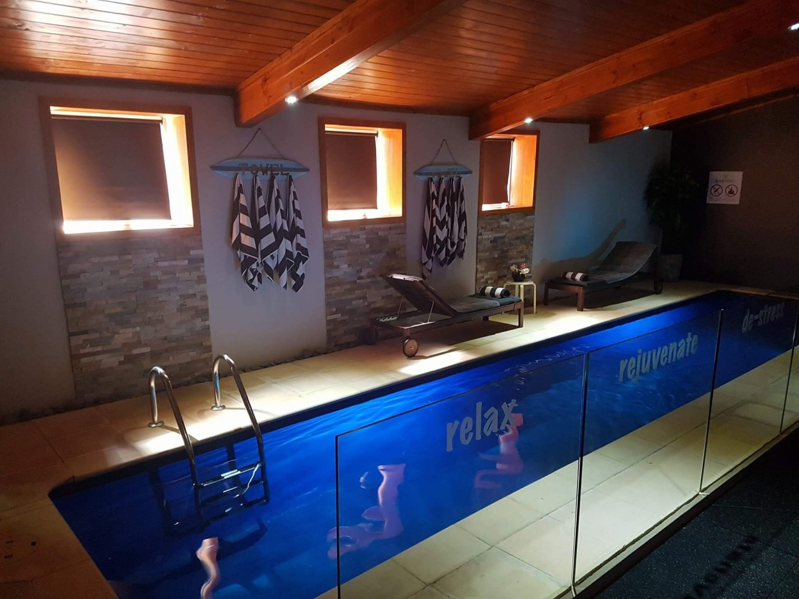 Lap Pool & Hahndorf House - Day Spa