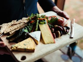 Our signature platter to showcase the best produce from the friends of Harry's Deli.