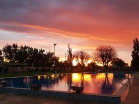 Hayden Stoeckel Swimming Pool, Berri