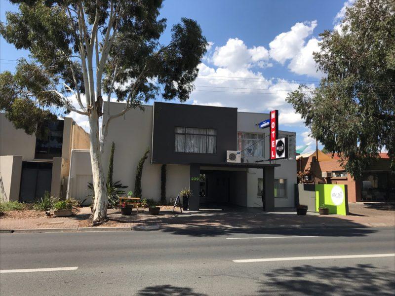 Hello Adelaide Motel + Apartments