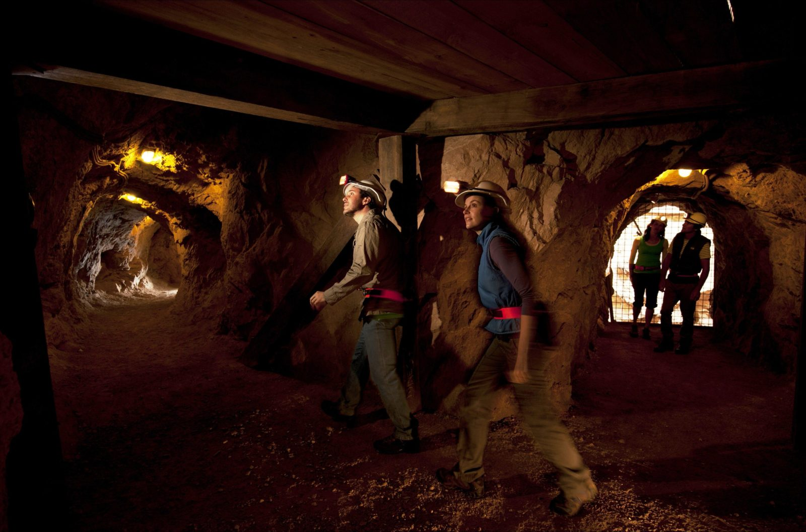 Explore the adit and stopes and learn about Cornish mining methods.