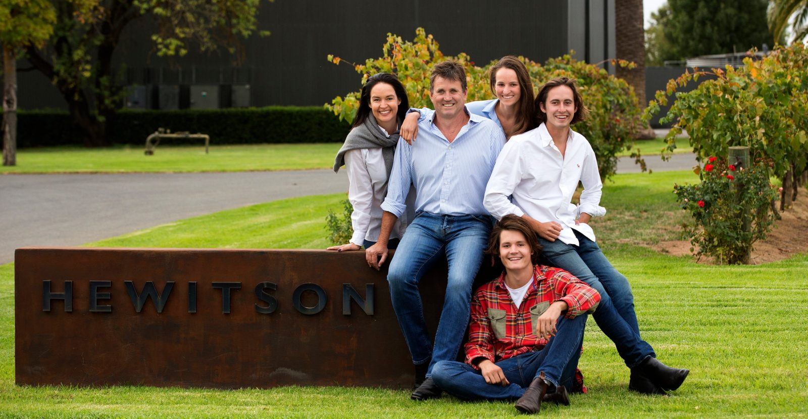 Hewitson Family