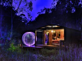 Image kindly donated by one of our gorgeous guests who created this orb of light