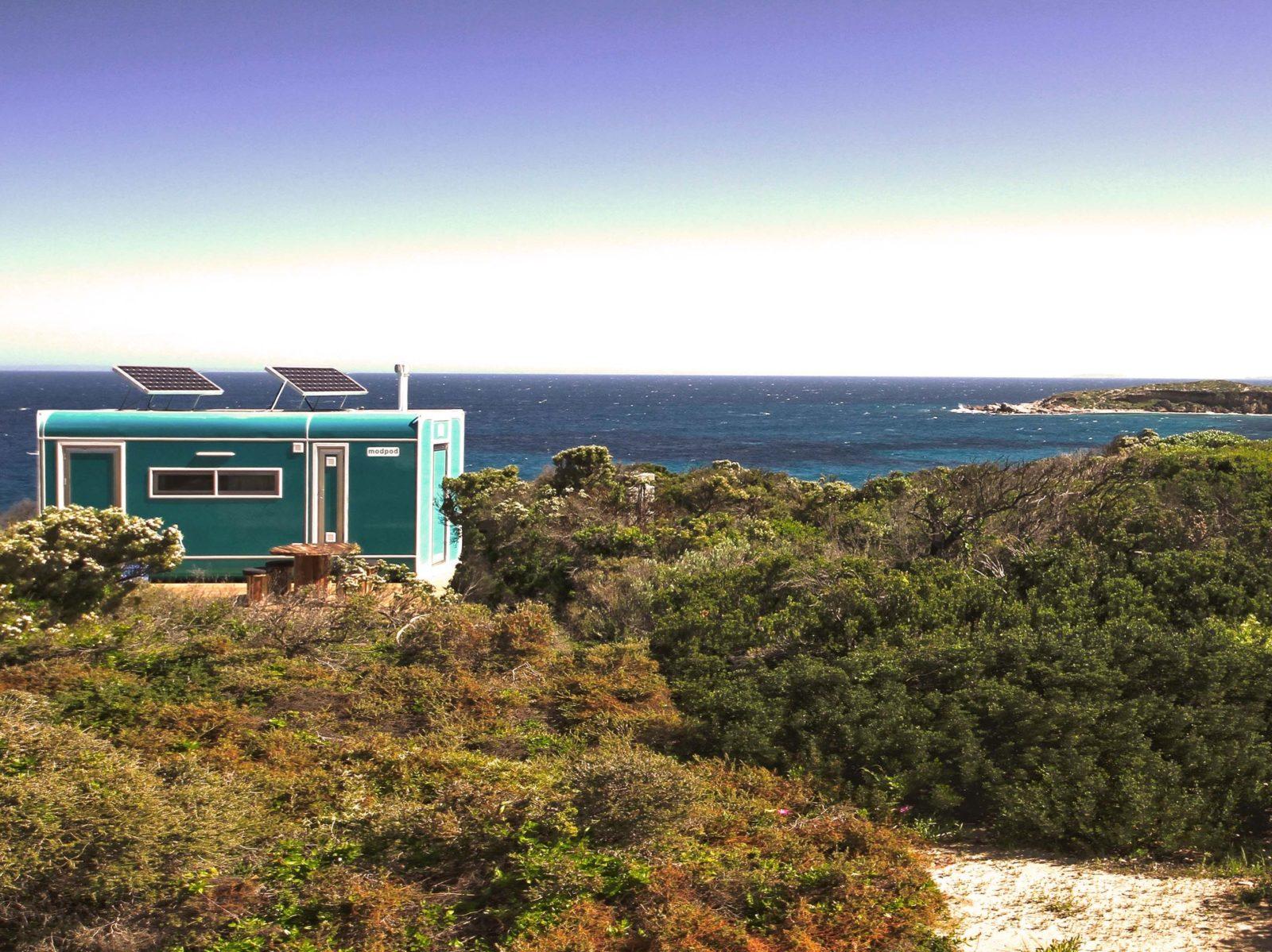 Hillocks Ocean Pod, Marion Bay, Yorke Peninsula, South Australia