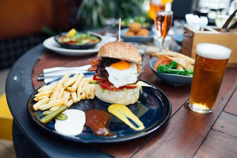 Award winning Wagyu Burger