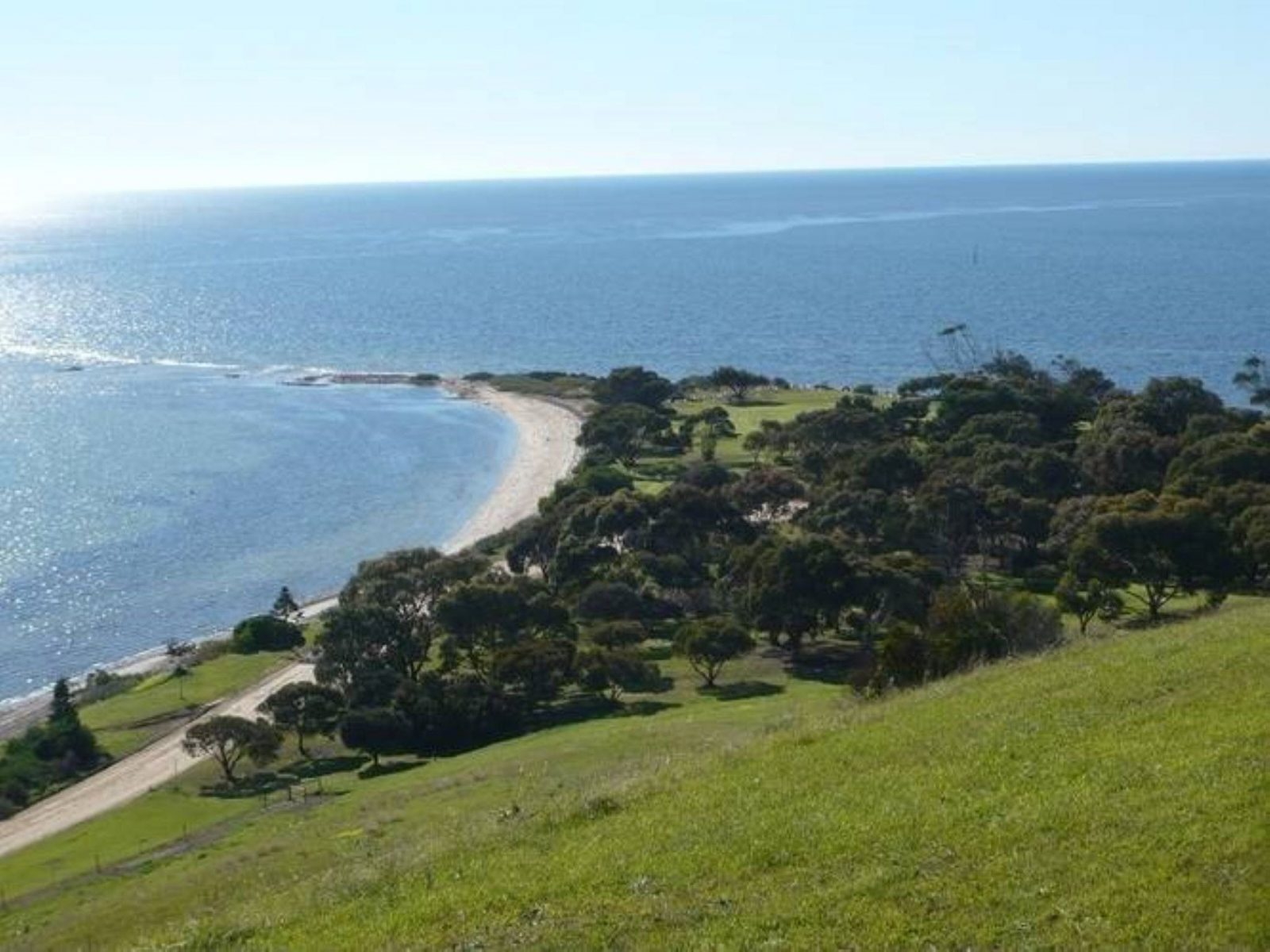 Historical Reeves Point Walk