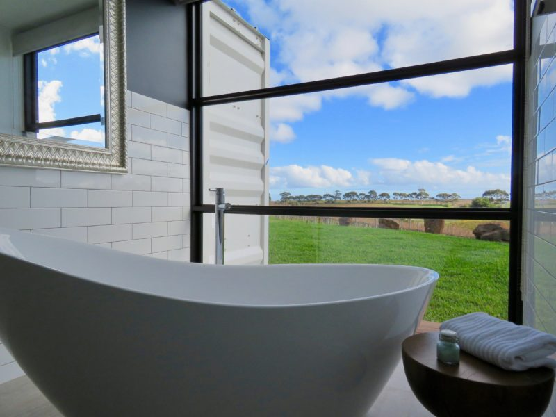 Hotel California Road best top luxury accommodation romantic McLaren Vale winery Inkwell Wines