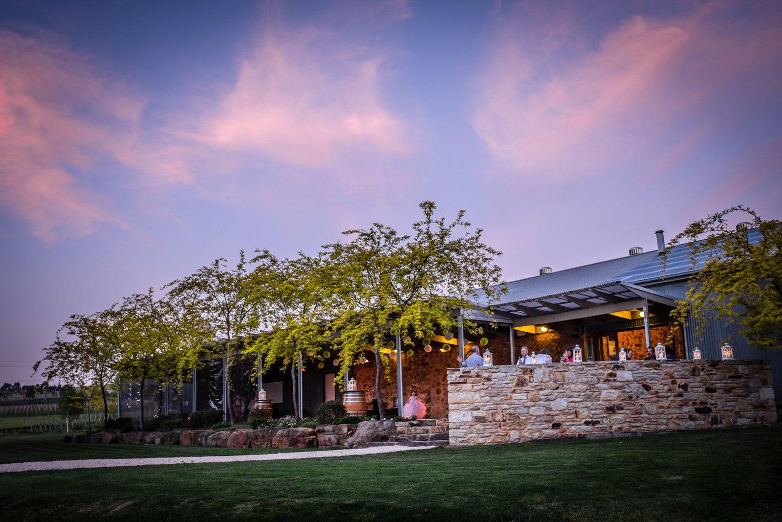 Howard Vineyard, Nairne, Adelaide Hills, South Australia