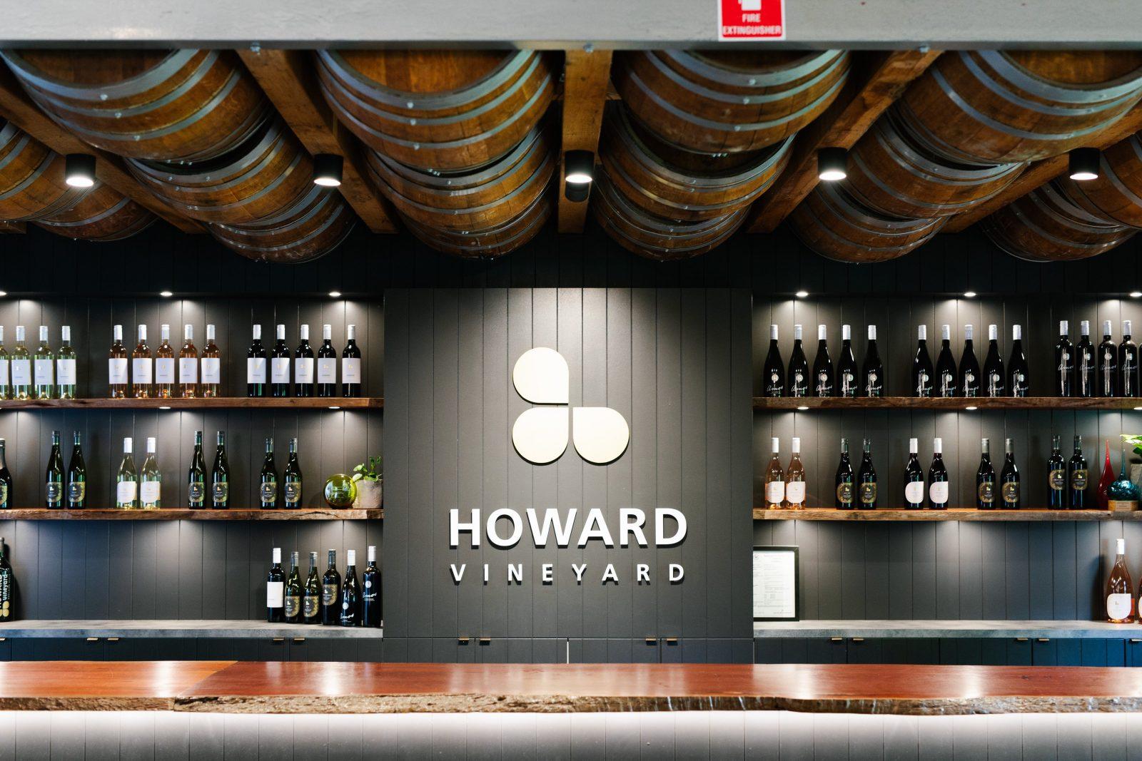 Howard Vineyard Cellar Door - Adelaide Hills