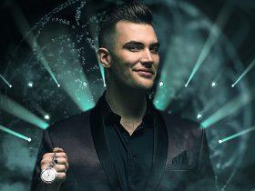 Hypnotist Isaac Lomman