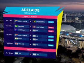 Adelaide Oval fixture