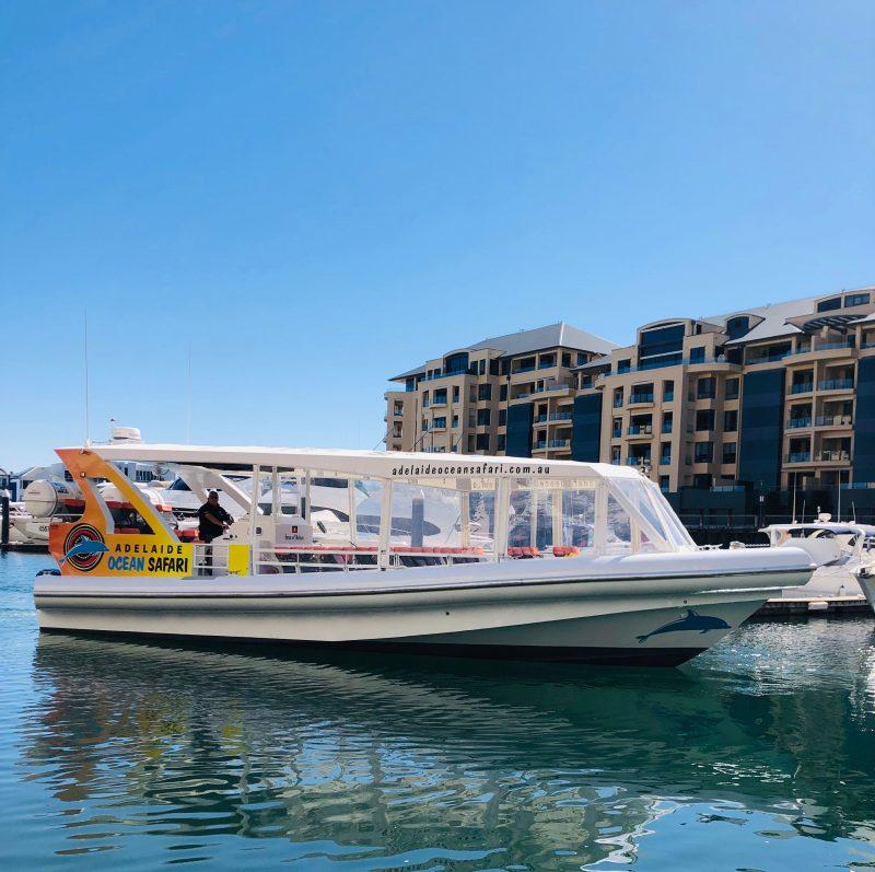 Adelaide Ocean Safari Boat