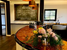 Inkwell wines Dub Style wines tasting room cellar door McLaren Vale