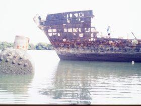 Jervois Basin Ships' Graveyard Maritime Heritage Trail