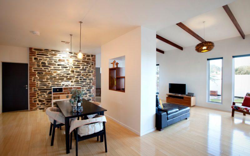 Jimmy Smith's Dairy port elliot luxury accommodation living space
