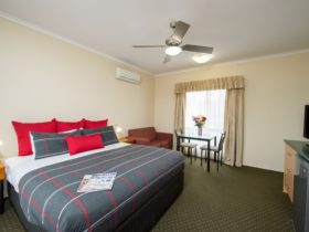 John Pirie Motor Inn - executive spa room