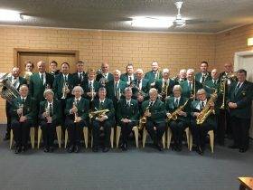 Kadina Wallaroo Moonta Band Kernewek Lowender Concert
