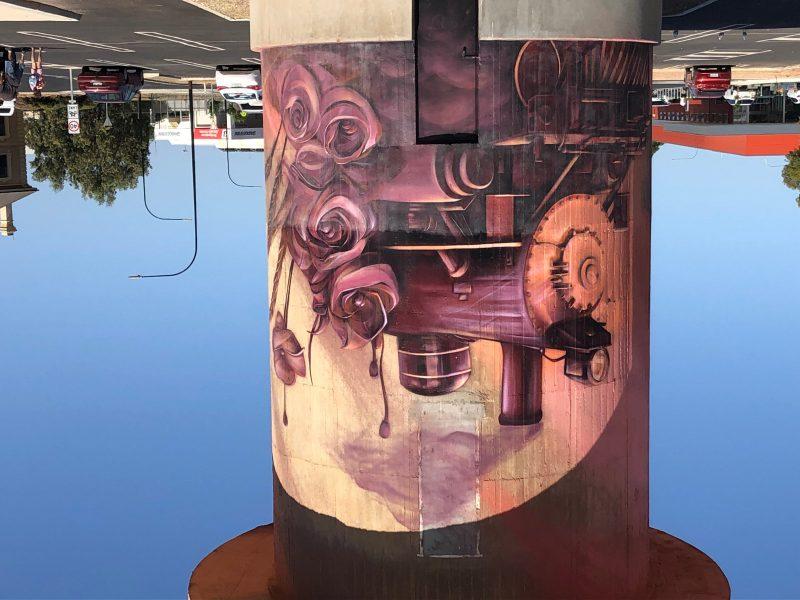 Kadina Water Tower Mural