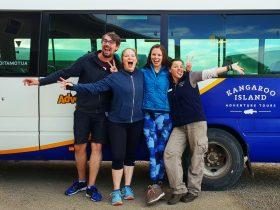 Kangaroo Island adventure tour guide