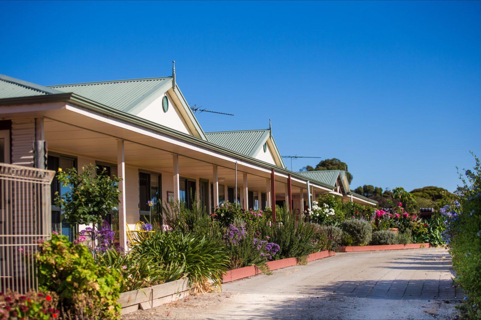 Shamrock Lodge at Kangaroo Island Health Retreat