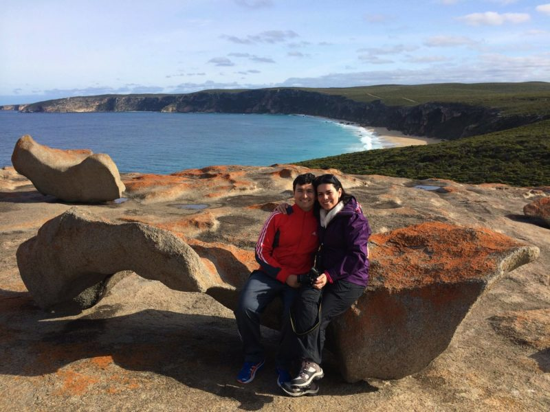 Happy Customers at Remarkable Rocks