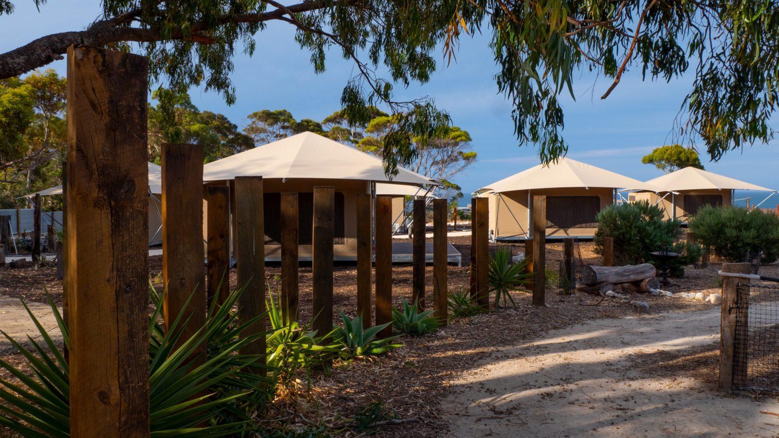 Eco Luxury Tents