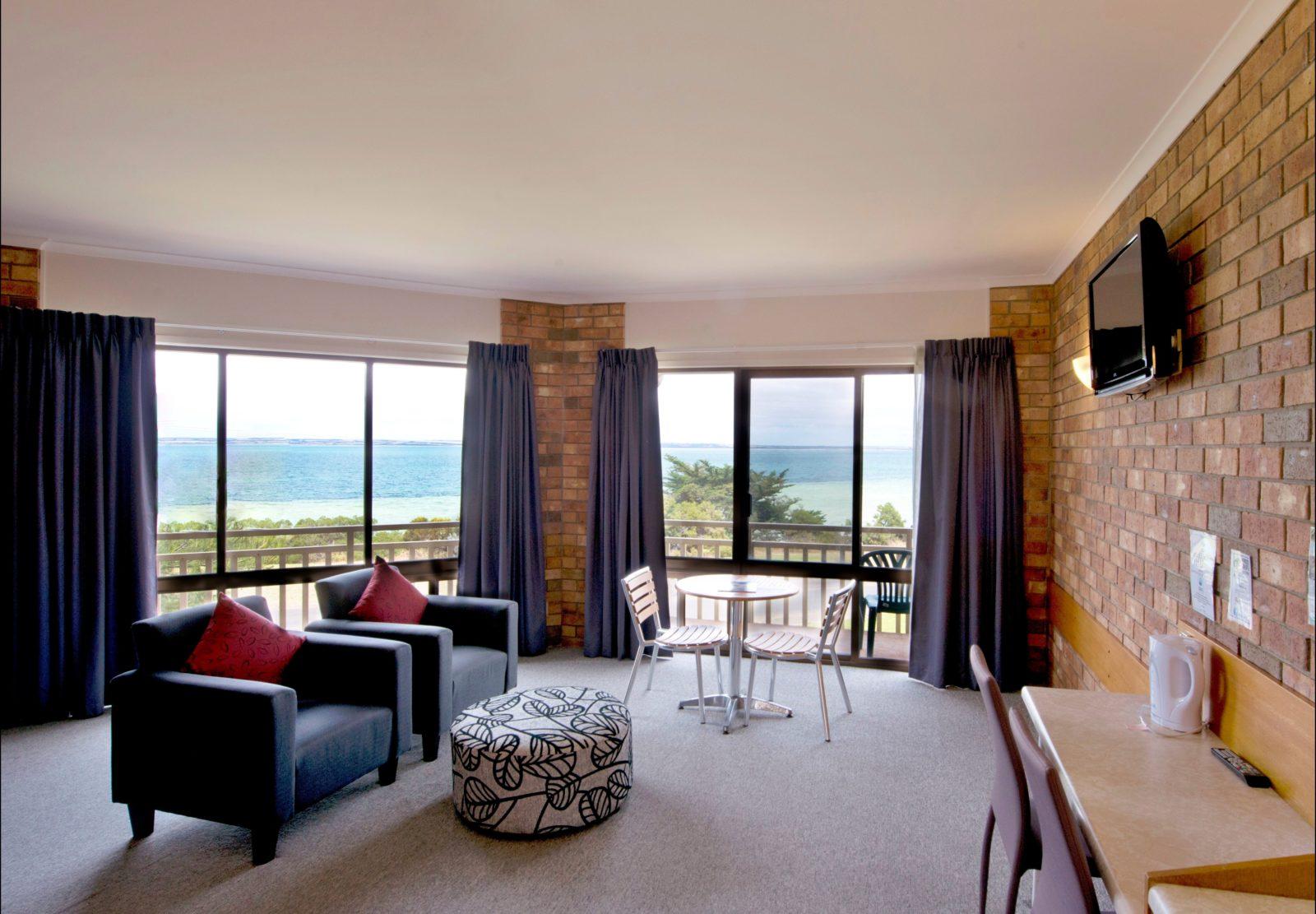Kangaroo Island Seaside Inn Superior Room