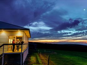 The Kangaroo Island Source Kitchen and Cooking School overlooking Penneshaw