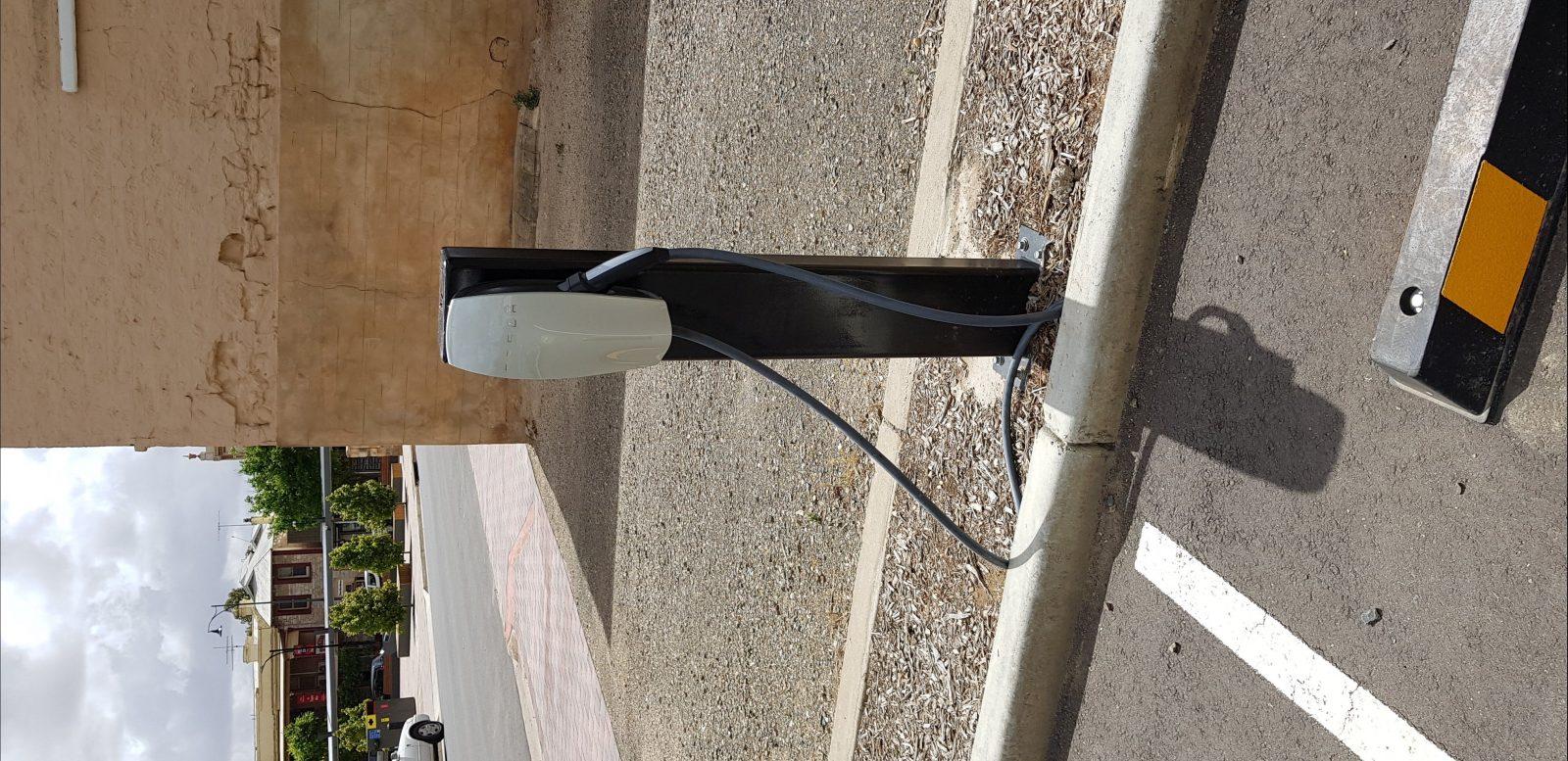 Kapunda Electric Vehicle Charging Point