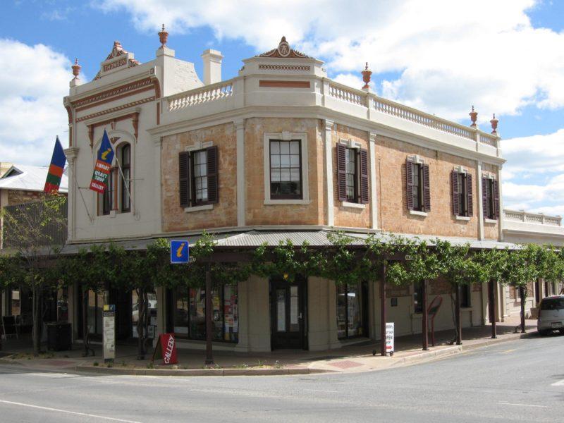 Kapunda Visitor Information Centre - Thomson Building