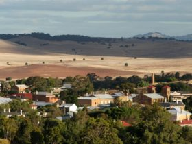 Kapunda Views - Gundry's Hill Lookout