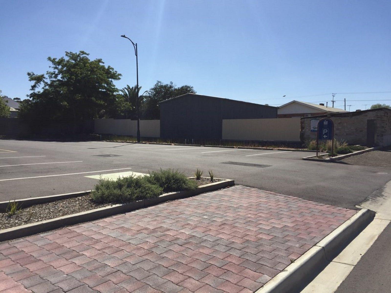 Kapunda Public Carpark