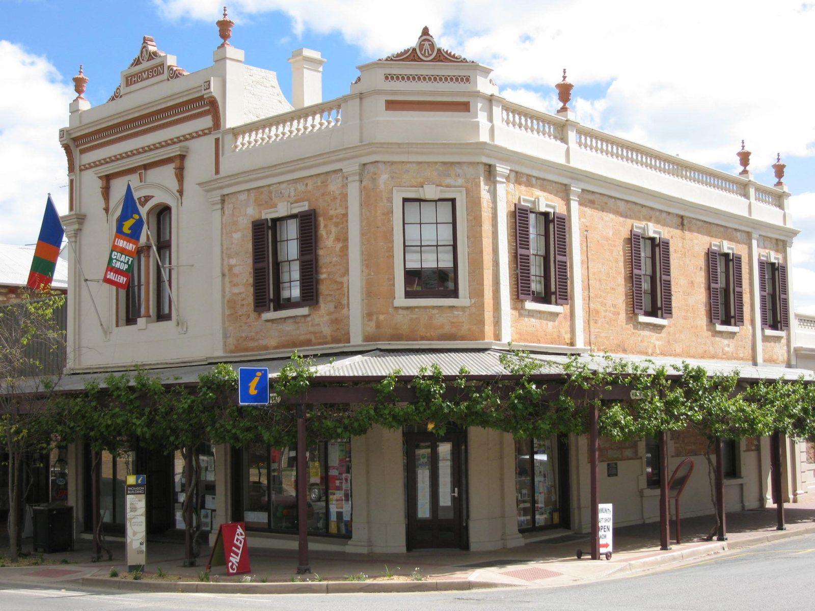 Kapunda VIC - Thomson Building